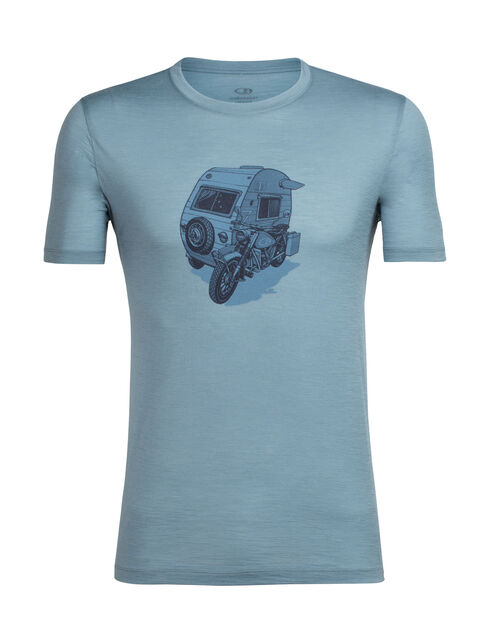 Tech Lite Short Sleeve Crewe Camper