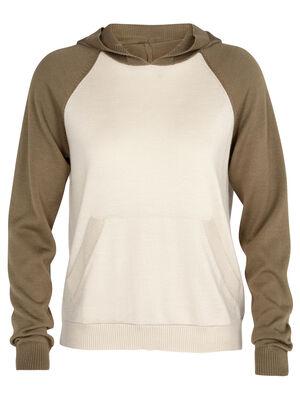 Cool-Lite™美丽诺羊毛Utility Explore套头连帽针织衫