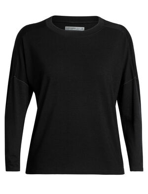 T-shirt manches longues col rond Cool-Lite™ Kinetica