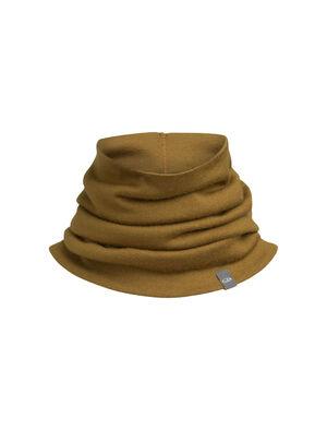 Unisex Merino Apex Chute  Vielseitige Kopfbedeckung, die als Mütze, Stirnband, Gesichtsmaske oder Schlauchschal funktioniert, unser Apex Chute ist eine doppellagige Winterversion unseres beliebten Flexi Chute, hergestellt aus 100% Merinowolle.