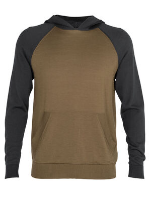 Cool-Lite™ Merino Utility Explore Hooded Pullover Sweater