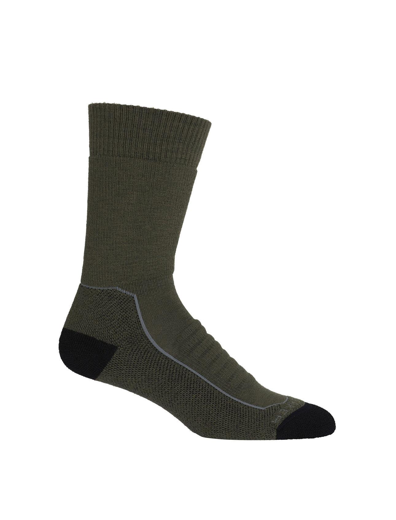 Merino Hike+ Heavy Crew Socks