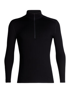 Heren 260 Tech Long Sleeve Half Zip De 260 Tech Long Sleeve Half Zip is een middelzware base layer voor heren met rits in de kraag, een echte winterlaag voor koude weersomstandigheden.