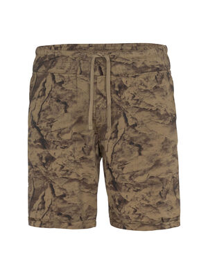 Mens Cool-Lite™ Merino Utility Explore Shorts Soft, comfortable and breathable merino shorts perfect for everyday adventures, the Utility Explore Shorts are made with our Cool-Lite™ fabric in a relaxed fit.