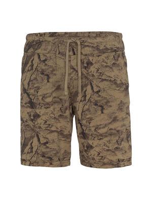 男款 Cool-Lite™美丽诺羊毛Utility Explore短裤 Utility Explore短裤以Cool-Lite™面料制成,搭配宽松剪裁,这款柔软、舒适、透气的美丽诺羊毛短裤非常适合在日常探险时穿着。