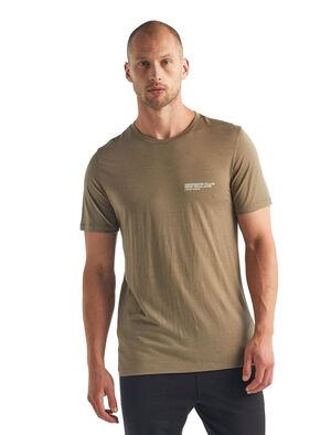 Merino Tech Lite Short Sleeve Crewe T-Shirt Growers Club