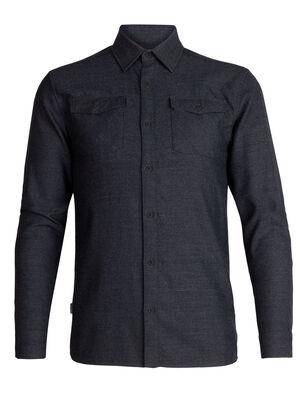 Merino Lodge Long Sleeve Flannel Shirt