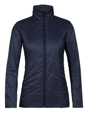 Womens MerinoLoft™ Helix Jacket A technical lofted jacket made with sustainable merino wool and recycled materials, the Helix Jacket is a warm winter outer layer for everyday versatility.