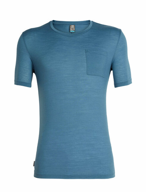 Cool-Lite™ Solace Short Sleeve Pocket Crewe