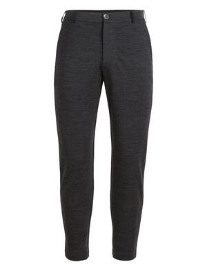 Mens 旅 TABI Tech Pants Casual men's merino wool slacks that combine a sleek, modern silhouette with a comfortable, breathable and stretchy blend of merino wool and Lycra®, the Tech Pants are perfect for work or everyday comfort.