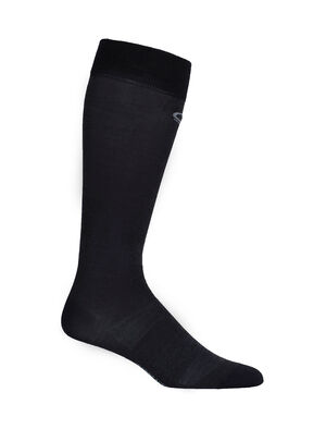 Merino Snow Liner Over the Calf Socks
