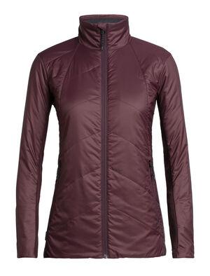 女款 MerinoLoft™ Helix夹克 Helix女款夹克以环保的美丽诺羊毛和再生材料制成,有效保暖,是冬季里日常百搭的中层单品。