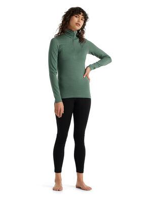 Women's 200 Oasis Half Zip & Leggings
