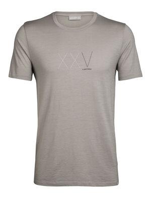 Nature Dye Merino 200 Short Sleeve Crewe T-Shirt XXV