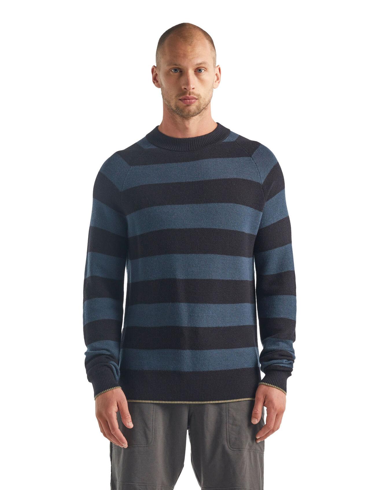 Cool-Lite™ Merino Utility Explore Crewe Sweater