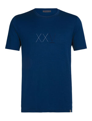 Mens Nature Dye Tech Lite Short Sleeve Crewe Anniversary XXV Our most versatile men's merino wool tech tee, the nature dye Tech Lite Short Sleeve Crewe Anniversary XXV is dyed naturally and provides stretch, comfort, breathability and odor-resistance for just about any adventure.