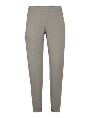 Womens Nature Dye Merino Lydmar Pants Stretchy, ultra-comfortable sweat pants made with our natural RealFLEECE® and dyed using natural plant pigments, the Nature Dye Lydmar Pants have sustainable style for daily movement.