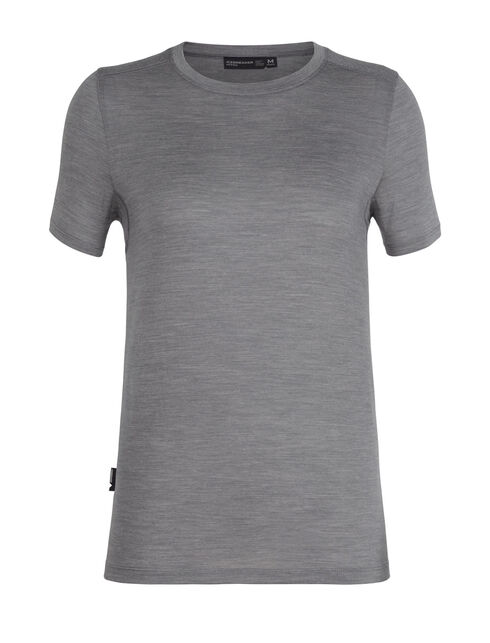 旅 TABI Cool-Lite™ Vent Short Sleeve Crewe
