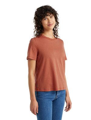 美丽诺羊毛Central短袖T恤