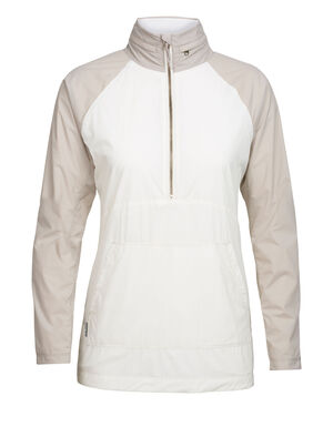 Womens Cool-Lite™ Affix Anorak A weather-resistant outer layer that protects against variable conditions without skimping on style, the Affix Anorak provides optimal protection, breathability and moisture management for the daily commute or lightweight travels.