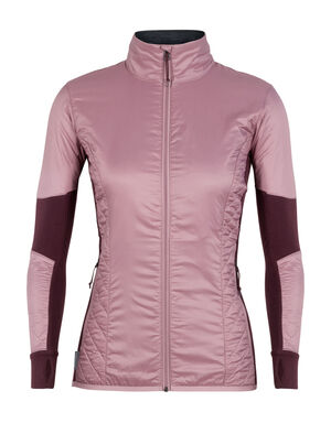 Womens MerinoLOFT™ Helix Long Sleeve Zip Designed as an active alpine midlayer for cold, high-output days of skiing, climbing, snowshoeing or hiking, the Women's Helix Long Sleeve Zip combines sustainable materials with a sculpted fit and technical design.