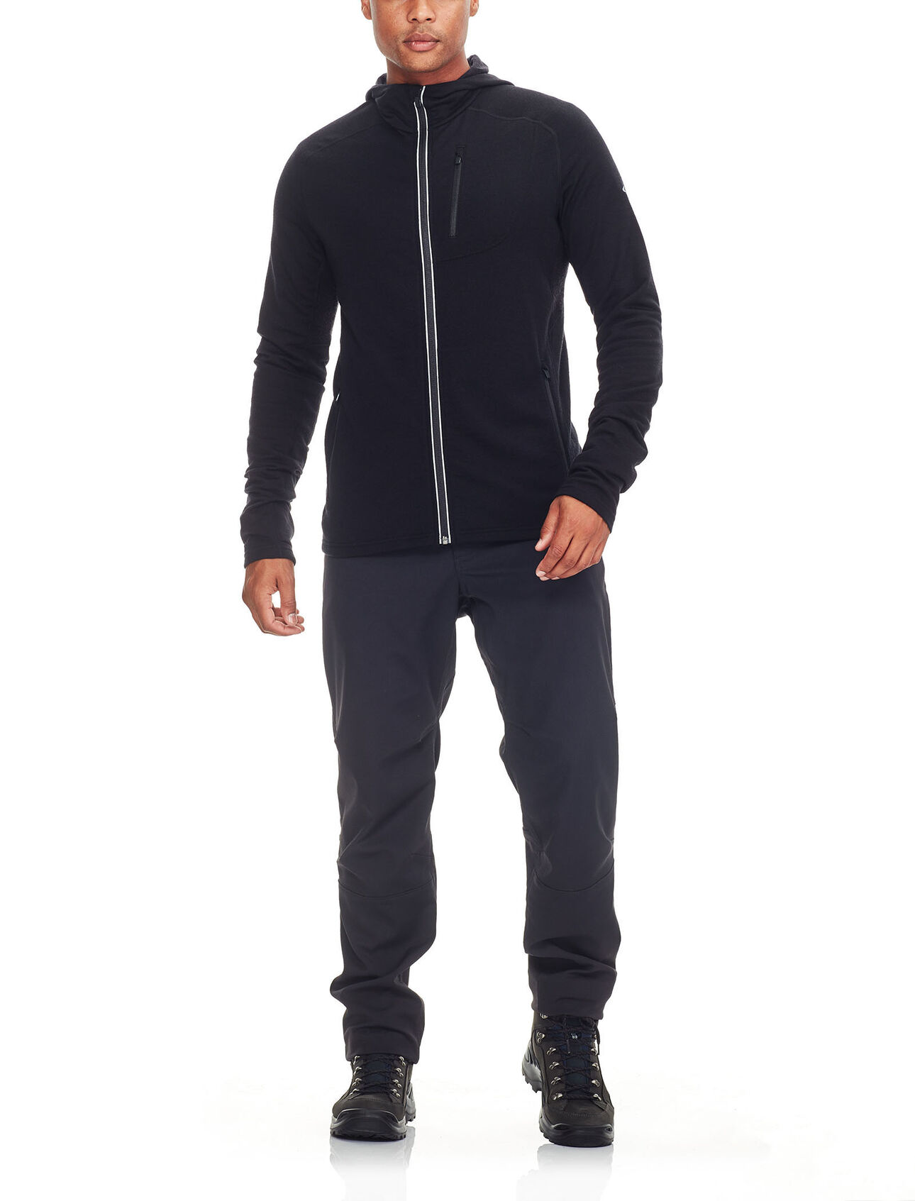 Quantum Long Sleeve Zip Hood Quantum Long Sleeve Zip Hood ... 887d6e219a