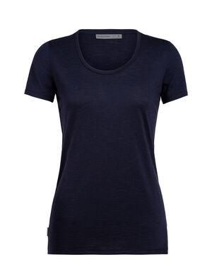 美丽诺羊毛Spector短袖低圆领T恤