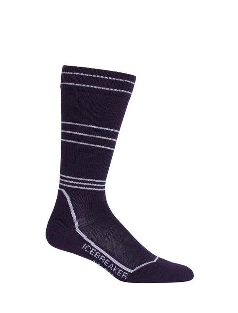 Ski+轻薄压缩及膝滑雪袜