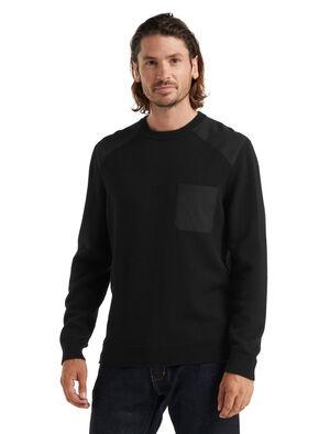 Merino Barein Crewe Sweater