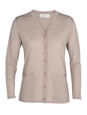 Cool-Lite™ Merino Strickjacke