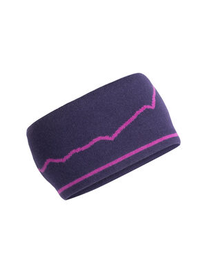 Unisex icebreaker Headband Mt. Cook A go-to for low-profile comfort in cold conditions, the icebreaker Headband Mt. Cook is made with machine-washable, 100% merino wool with a full lining for midweight warmth.