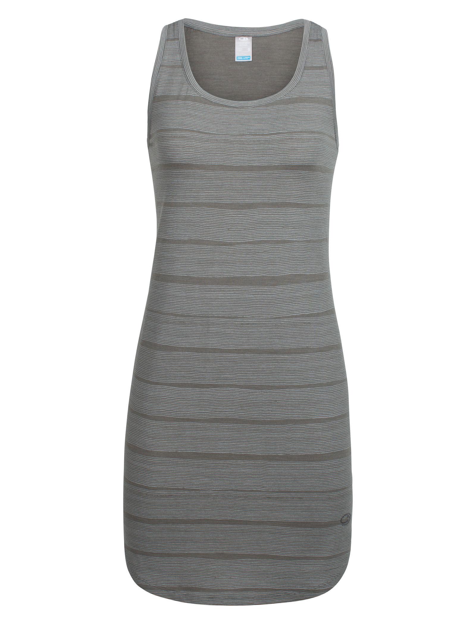 Women's Cool Lite™ Yanni Tank Dress Combed Lines