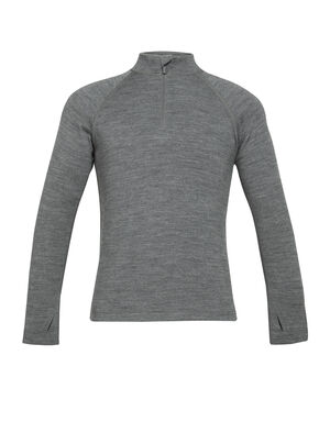 Merino 260 Tech Long Sleeve Half Zip Thermal Top