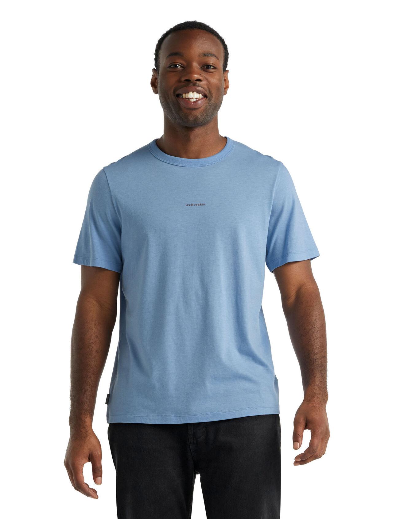 Merino Central Short Sleeve T-Shirt
