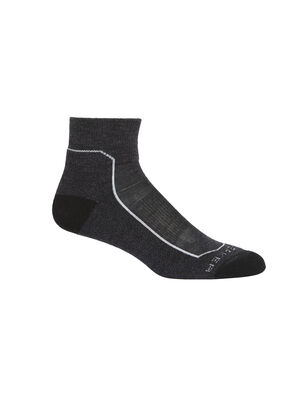 Mens Merino Hike+ Light Mini Socks Lightweight, durable and odor-resistant trail socks designed for maximum comfort and premium fit, our Hike+ Light Mini socks are ideal for light hikes and day-long adventures.