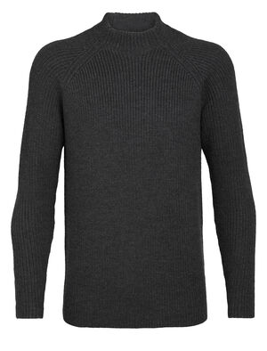Sweater col cheminée Hillock