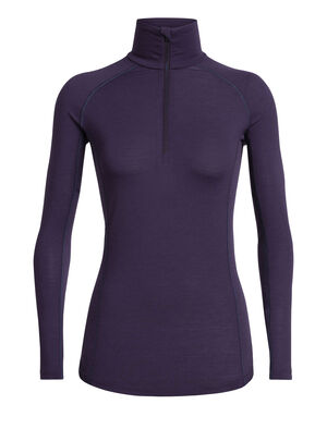 BodyfitZONE™ 150 Zone Long Sleeve Half Zip
