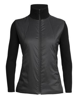 Lumista Hybrid Sweater Jacket