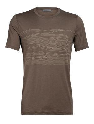 美丽诺羊毛Tech Lite短袖圆领T恤(1000 Vistas)