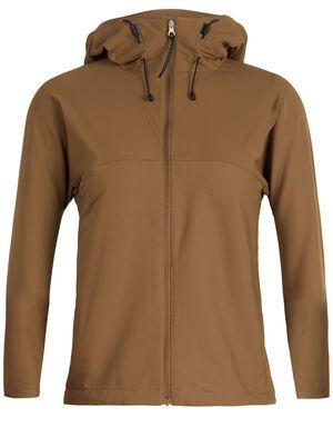 Merino-Shield Long Sleeve Zip Hood