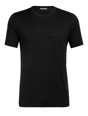 Merino Tech Lite Short Sleeve Crewe T-Shirt Wordmark