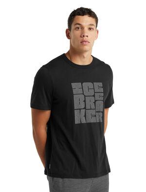 Merino Central Short Sleeve T-Shirt Type Stack