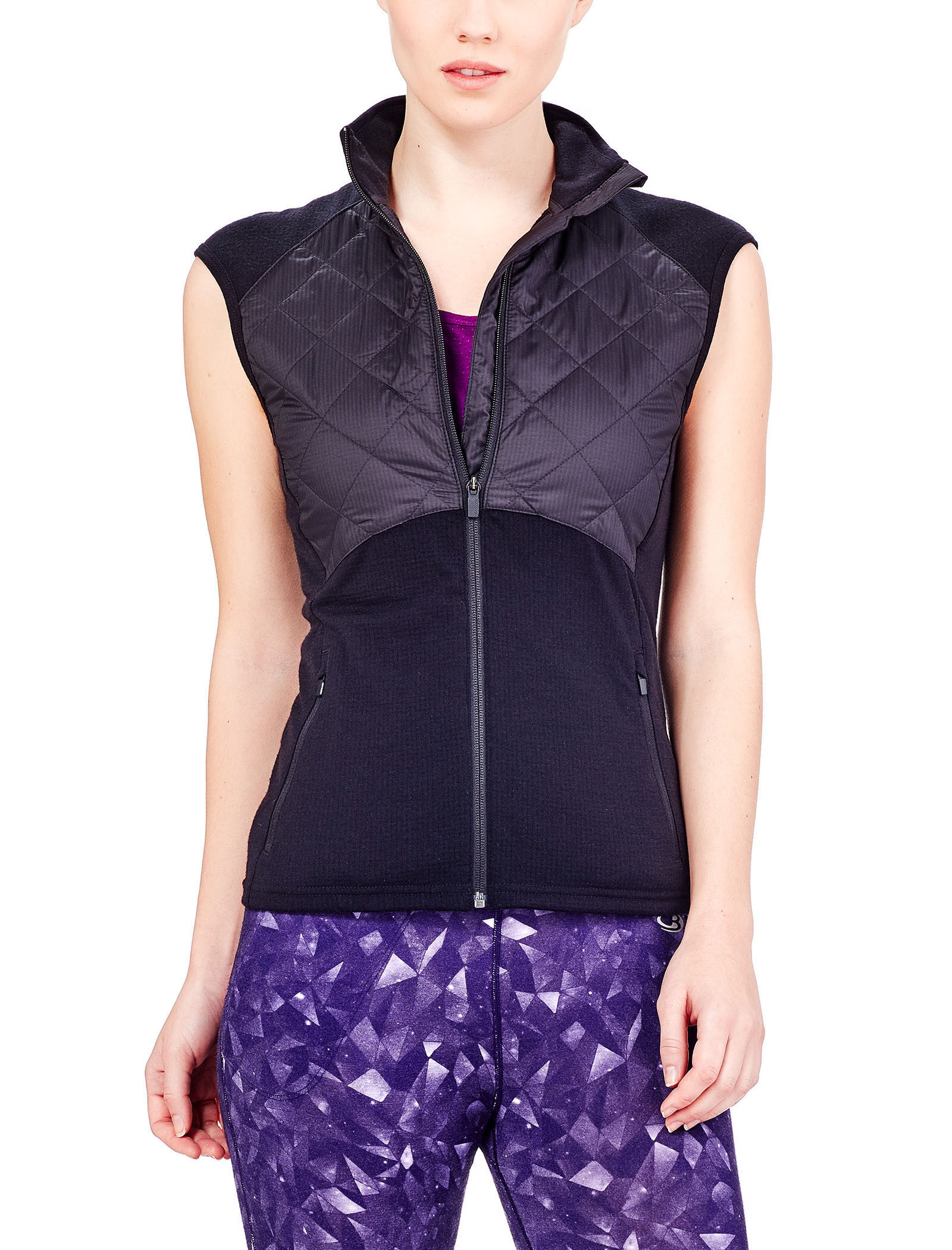 Happy Camper Dont Think Too Much Womens Vest