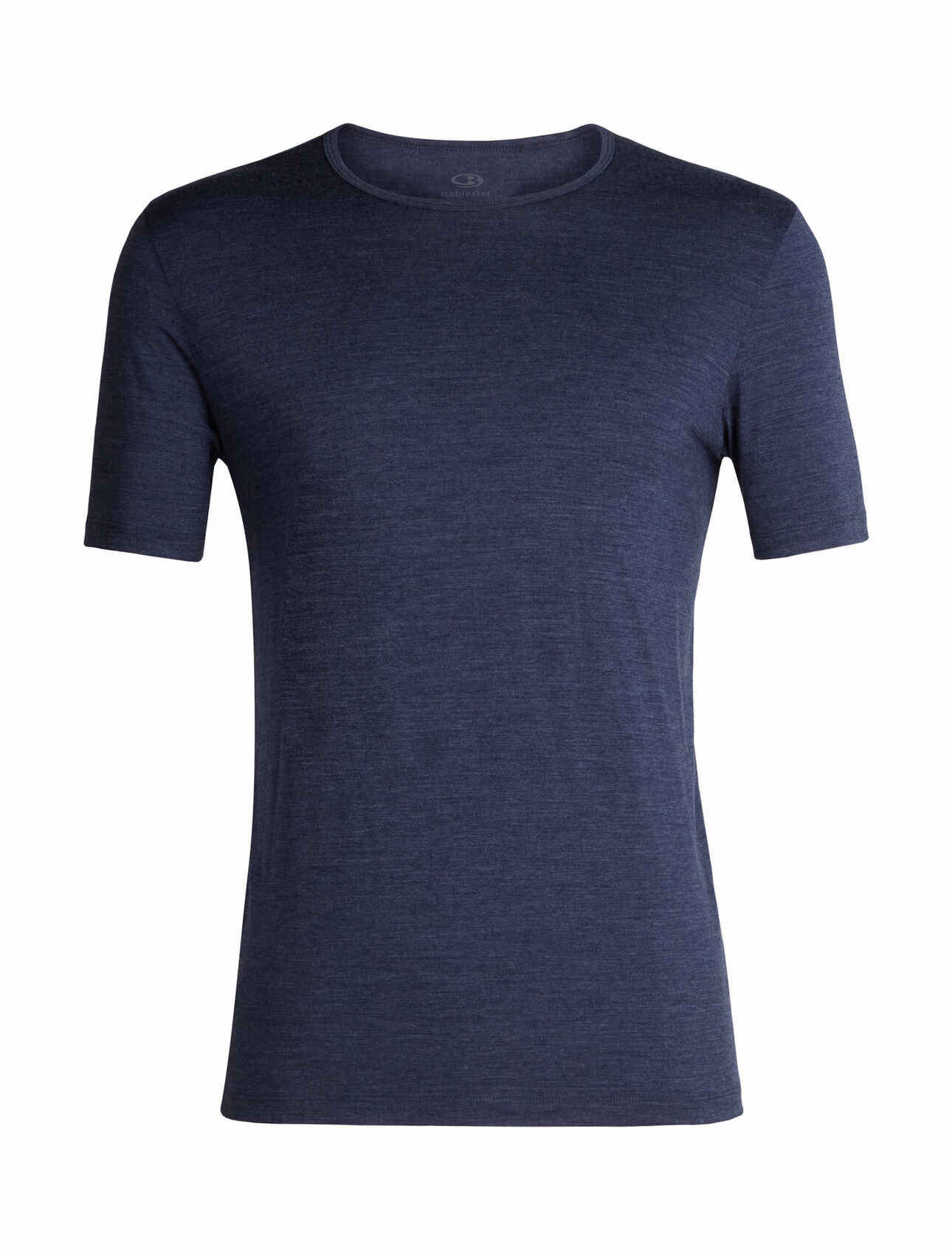 Icebreaker Tech Lite short sleeve Crewe Men t-shirt manga corta Merino