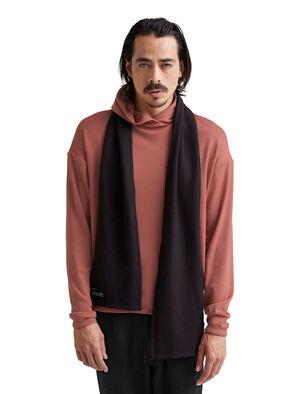 icebreaker x Goldwin合作款美丽诺羊毛围巾