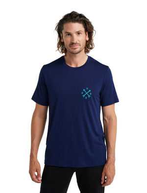 美丽诺羊毛Tech Lite II 短袖T恤(Nonetwork)