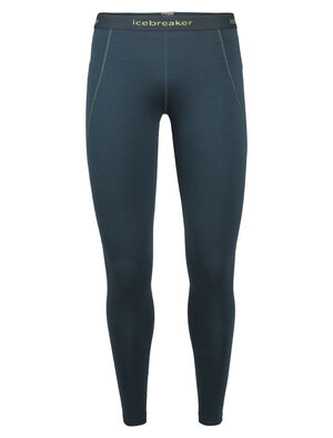 Womens BodyfitZone™ Merino 260 Zone Thermal Leggings Technical, cold-weather base layer bottoms for highly aerobic days, the 260 Zone Leggings feature zoned ventilation panels for active temperature regulation and ample breathability.