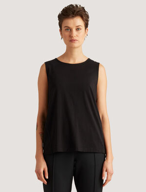 Womens icebreaker City Label Merino Square Vest Top From weekend markets to workouts and more, you can go anywhere in comfort in the Merino Square Vest Top, with its breathable and slightly stretchy fabric.