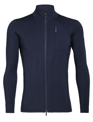 Merino Lucca Long Sleeve Zip Jacket