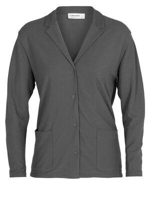 Femme Veste mérinos 180Pique La veste 180Pique pour femme est entièrement composée de laine mérinos douce et durable. Vous apprécierez ce vêtement léger, plein de style et incroyablement confortable toute l'année.